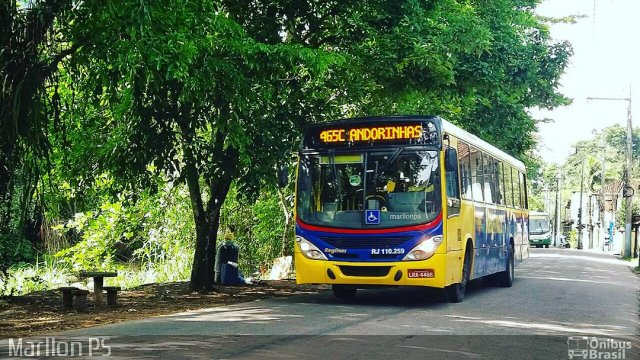 Mobilidade nas Ruas: Distrito de Santo Aleixo (Magé)