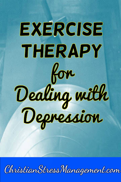 Exercise for Dealing with Depression