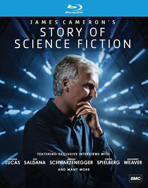 Historia de la Ciencia Ficción – Miniserie [2xBD25] *Subtitulada