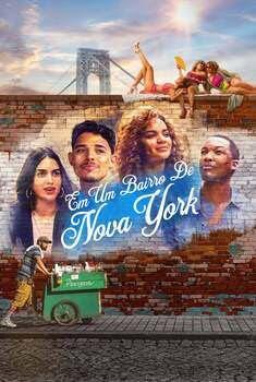 Em um Bairro de Nova York Torrrent – WEB-DL 1080p Dual Áudio