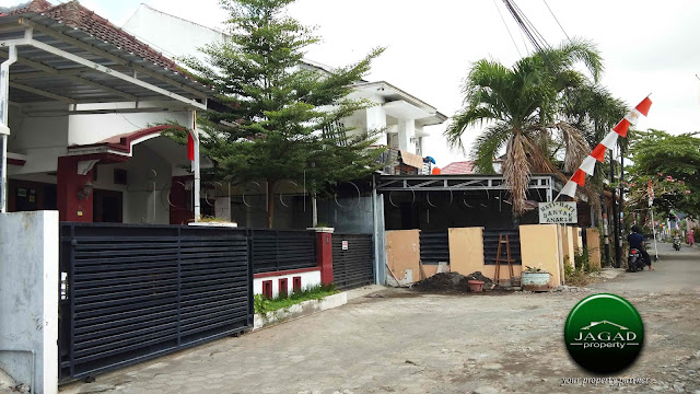 Rumah di Plemburan dekat Kampus UGM