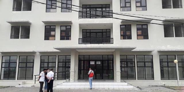 Anggaran Habis, Rumas Singgah PAsien Covid-19 Di Kota Serang sementara Tutup
