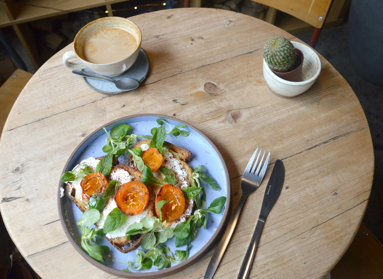 Breakfast at Kiln, Ouseburn - Brunch