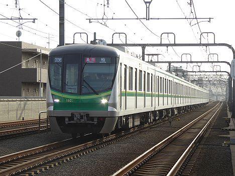 小田急電鉄 東京メトロ千代田線直通 急行 柏行き 東京メトロ16000系