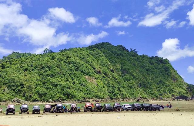 Muara Mbaduk Banyuwangi lokasi favorit berkumpul berbagai komunitas