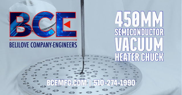 50mm Vacuum Heater Chuck