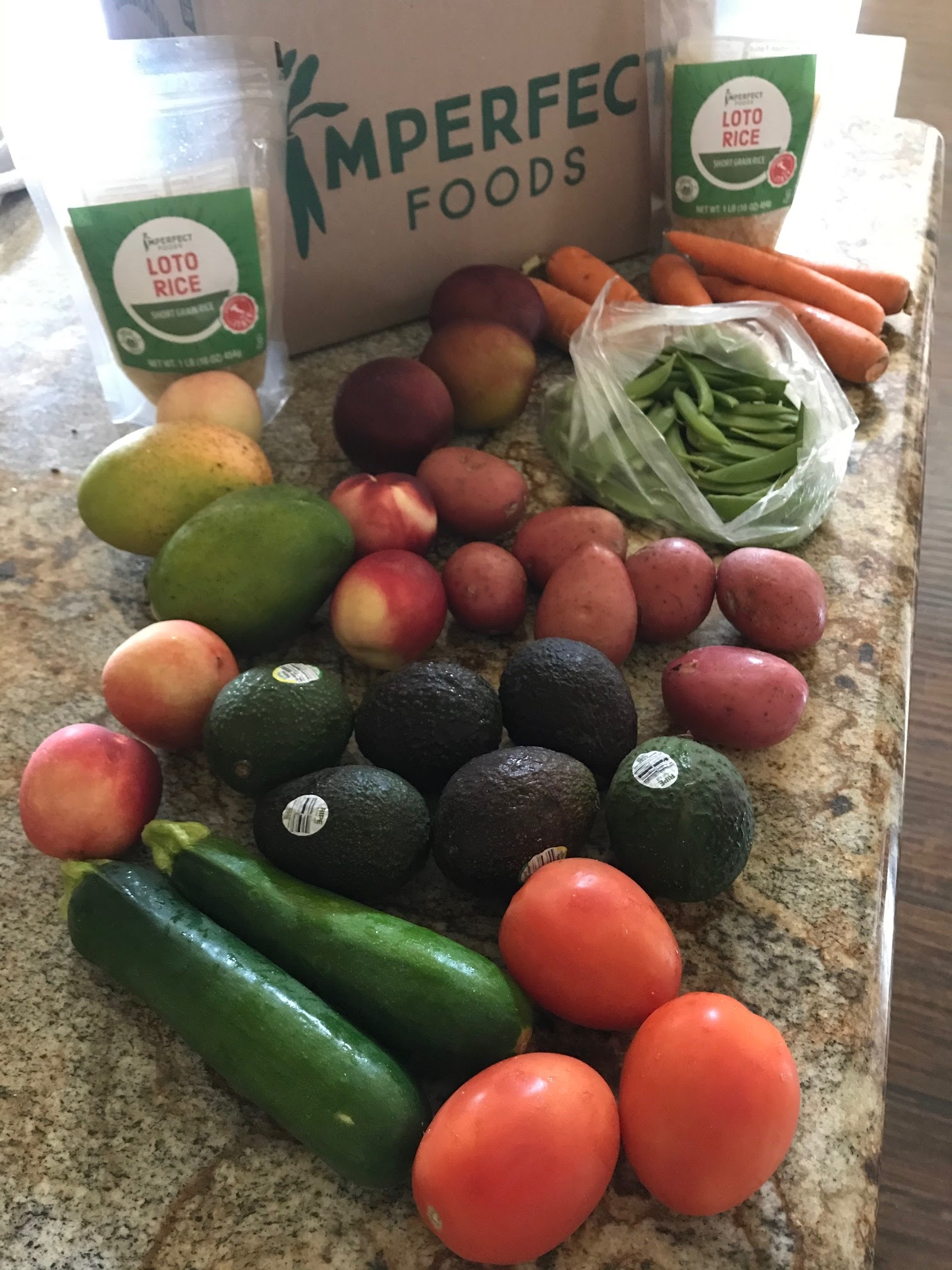 Dallas Mom Blog And Fort Worth Mom Blogger Trendy Mom Reviews A Review Of Imperfect Foods Limited Time 20 Off Coupon For Imperfect Foods