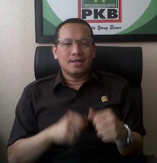 Chusainnudin,S.Sos. Anggota Komisi B DPRD Jatim