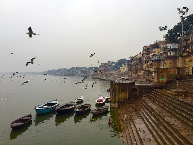 Varanasi - The Spiritual Capital of India, varanasi ghats