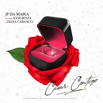 JP da Maika - Casar Contigo (feat Igor Benza & Diana Cabango) [Baixar RnB] 1