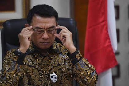 Moeldoko ke SBY: Saya Diam, Jangan Menekan-nekan