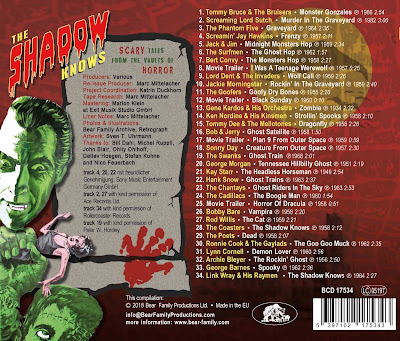 The Shadow knows Vol 1-2