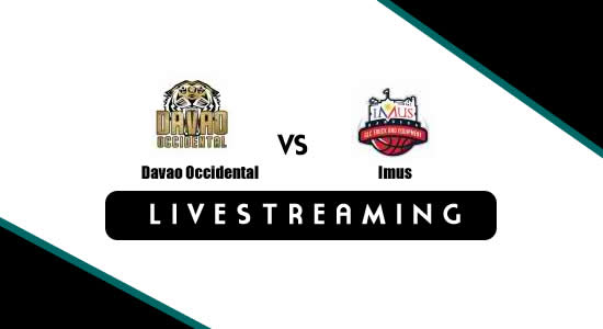 Livestream List: Davao Occ. vs Imus June 14, 2018 MPBL Anta Datu Cup