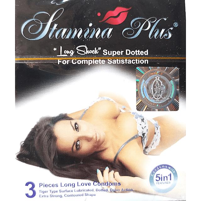 Buy Stamina Plus Condoms Timing Condoms Online in Pakistan