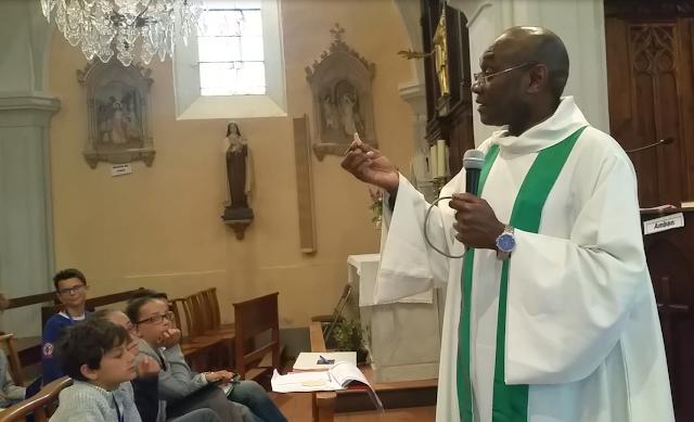 temps fort de première communion le sens de la communion
