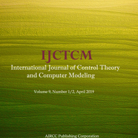 IJCTCM : International Journal of Control Theory and Computer Modelling