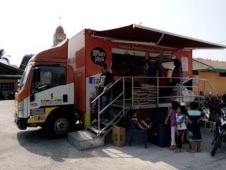 Kedai Bergerak Aman Jaya Perak Darul Ridzuan