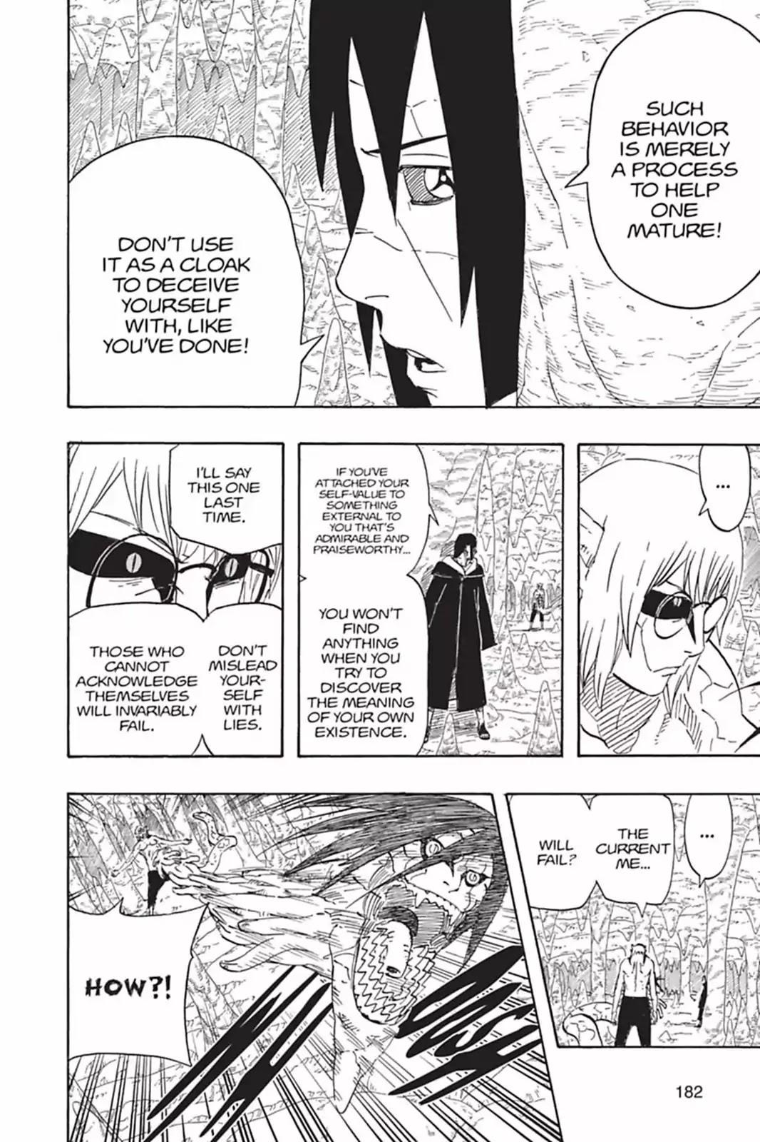Kabuto é superior ao Jiraiya? Venha aqui é conte-me mais sobre isso 011