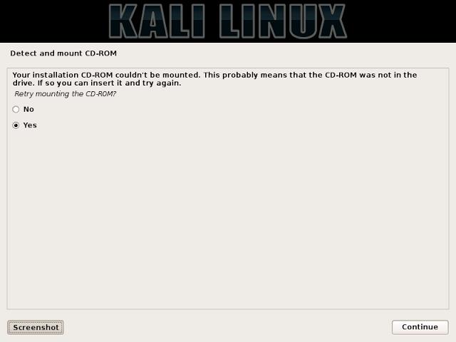 Tutorial Installasi Dan Membuat Dual Boot Kali Linux