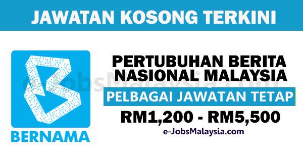 Pertubuhan Berita Nasional Malaysia BERNAMA