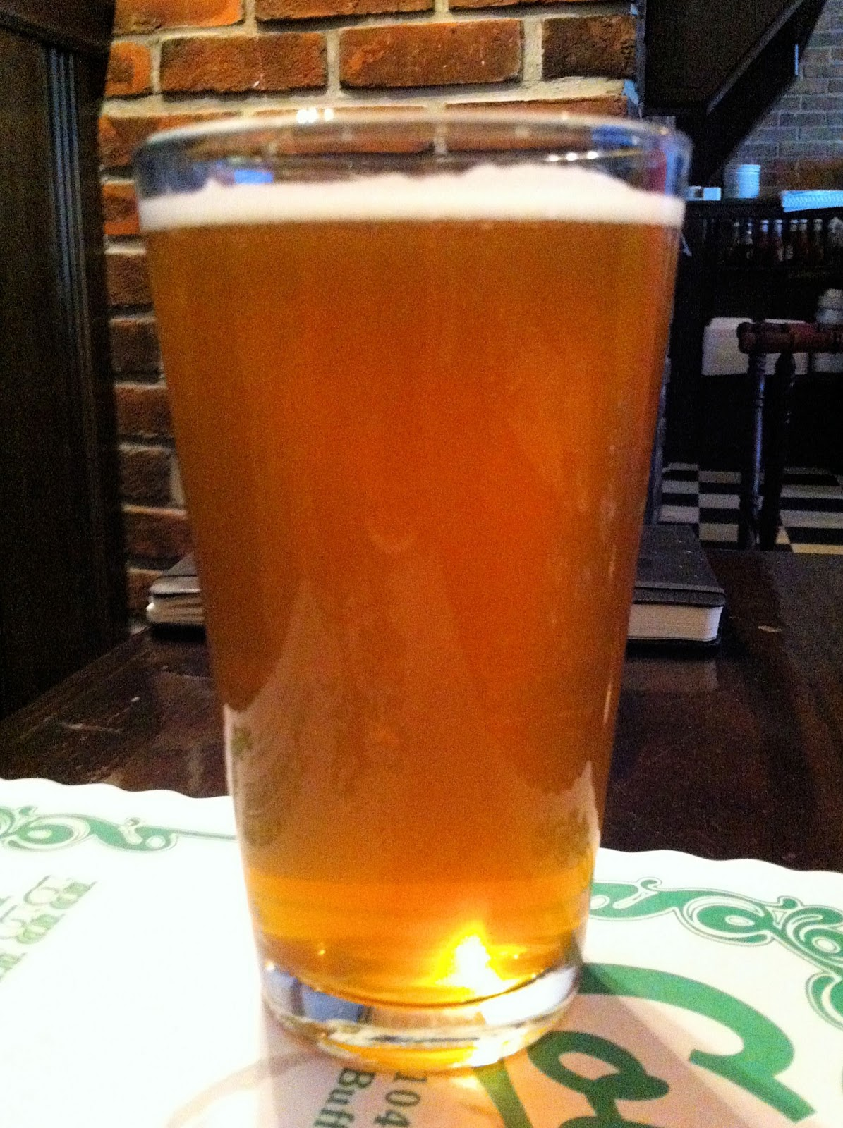 Beer O Clock April 2013