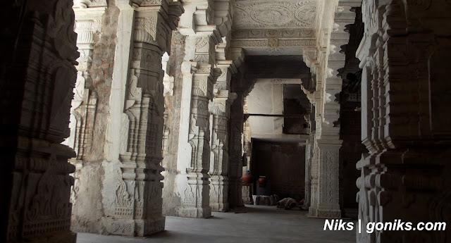 charbhuja nath temple, kotri in bhilwara