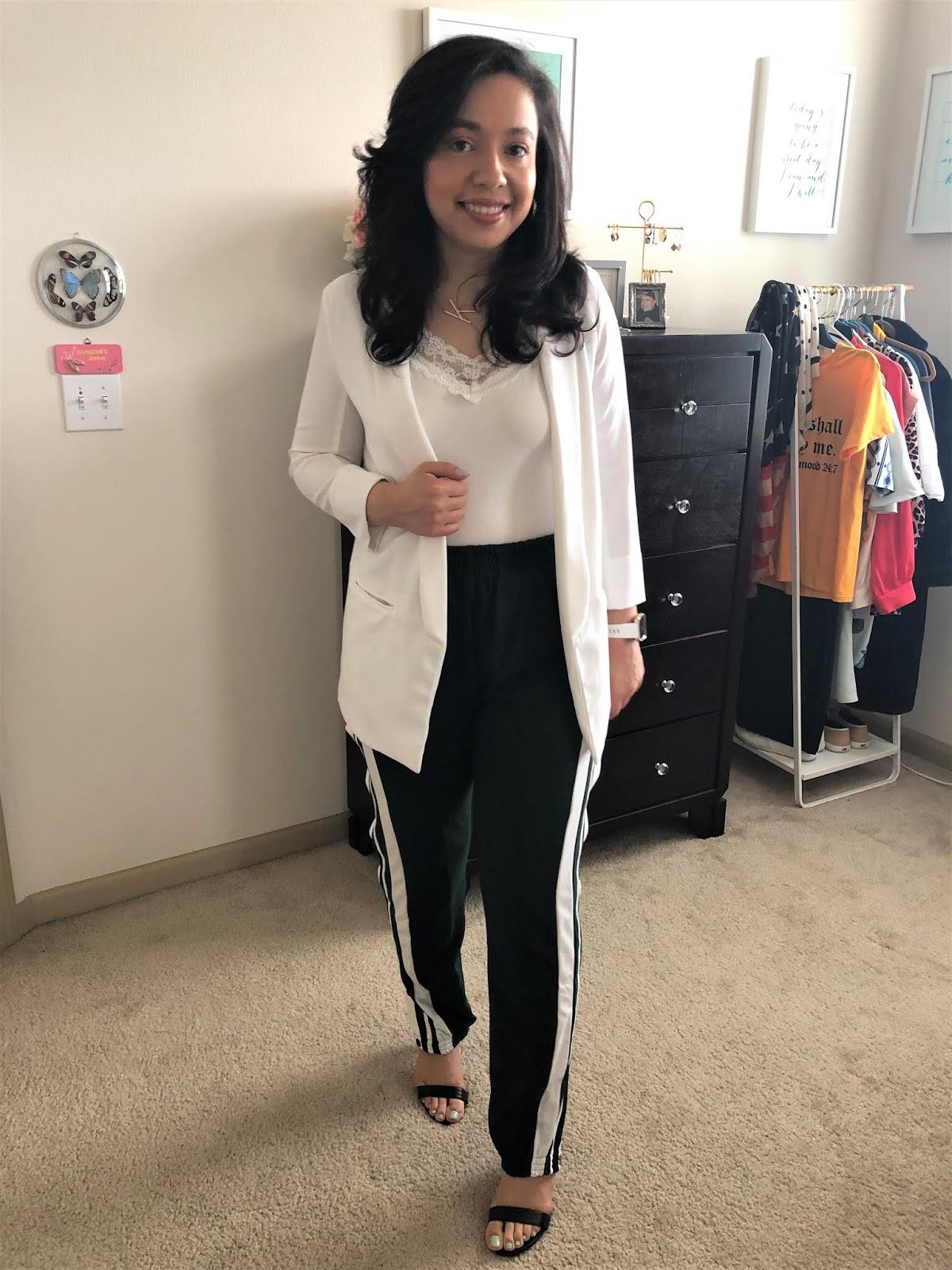 snap pants fashion