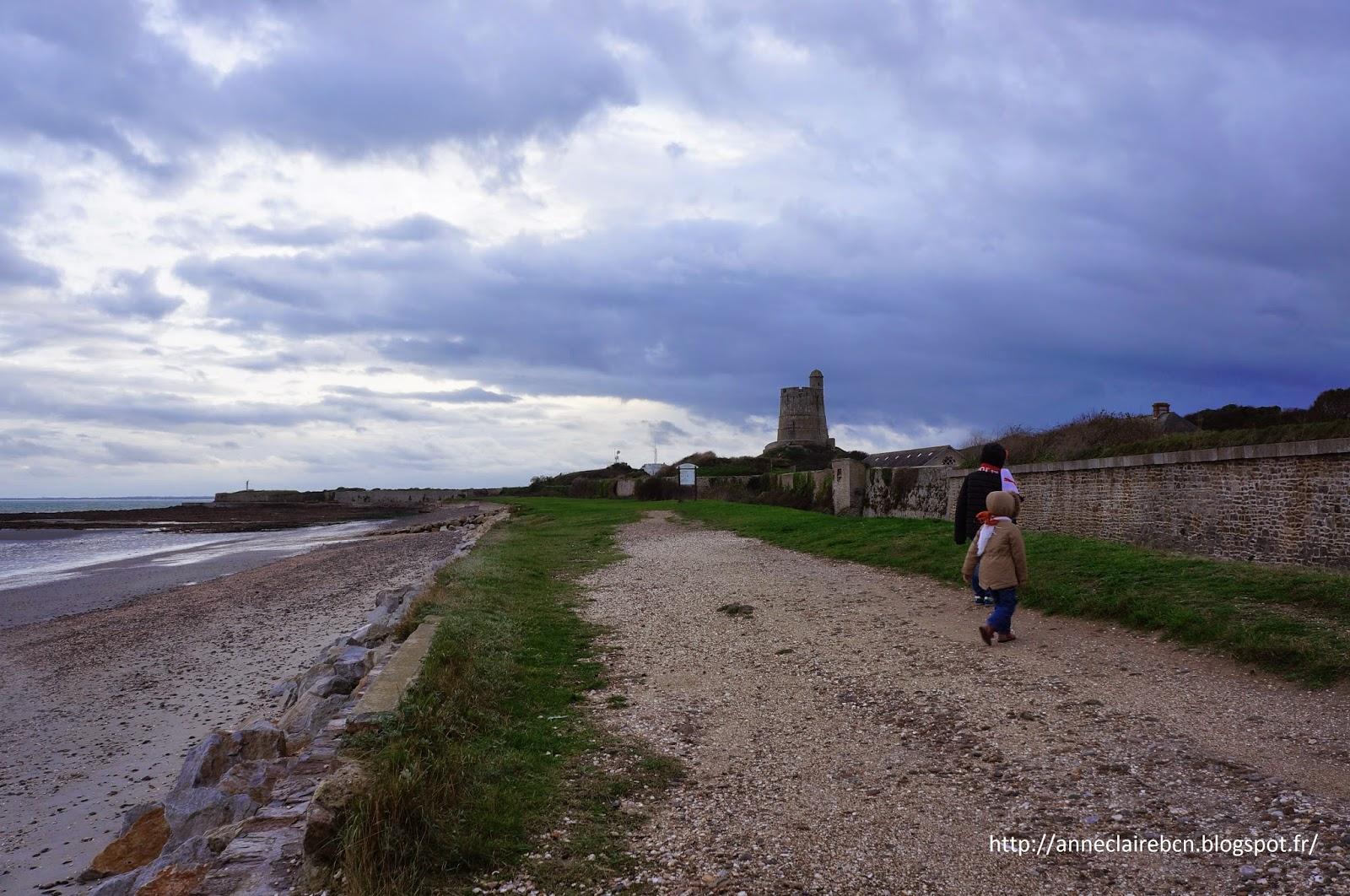 AnneClaireBCN: Le Fort de la Hougue