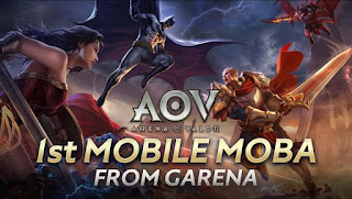 tips menang terus main game arena of valor