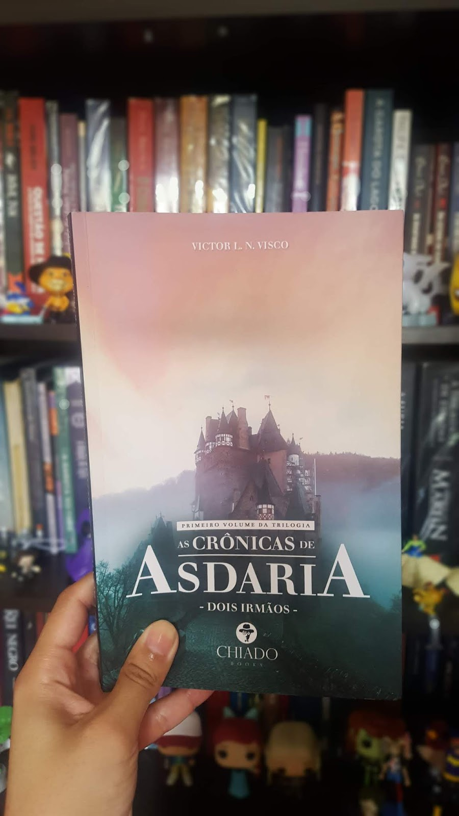 As crônicas de Asdaria