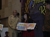 Taat Izin dan Pajak 30  Hotel dan Restoran Diganjar Penghargaan Sapta Pesona