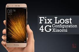 Sinyal 4G LTE Xiaomi Hilang ? Ini yang harus anda lakukan!