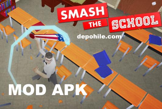 Smash the School v1.3.26 Oyunu Para Hileli Mod İndir 2021