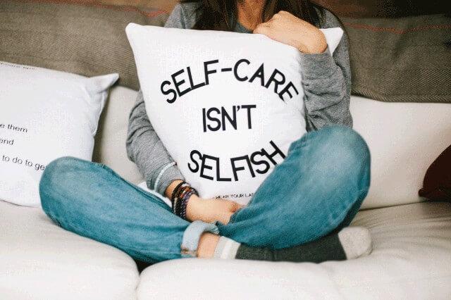 كيف تكون لطيفا مع نفسك؟