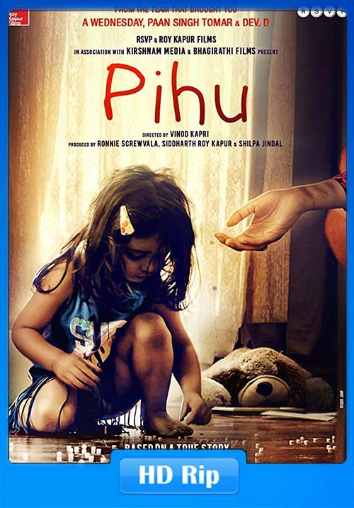Pihu 2018 Hindi HDRip 720p x264 | 480p 300MB | 100MB HEVC