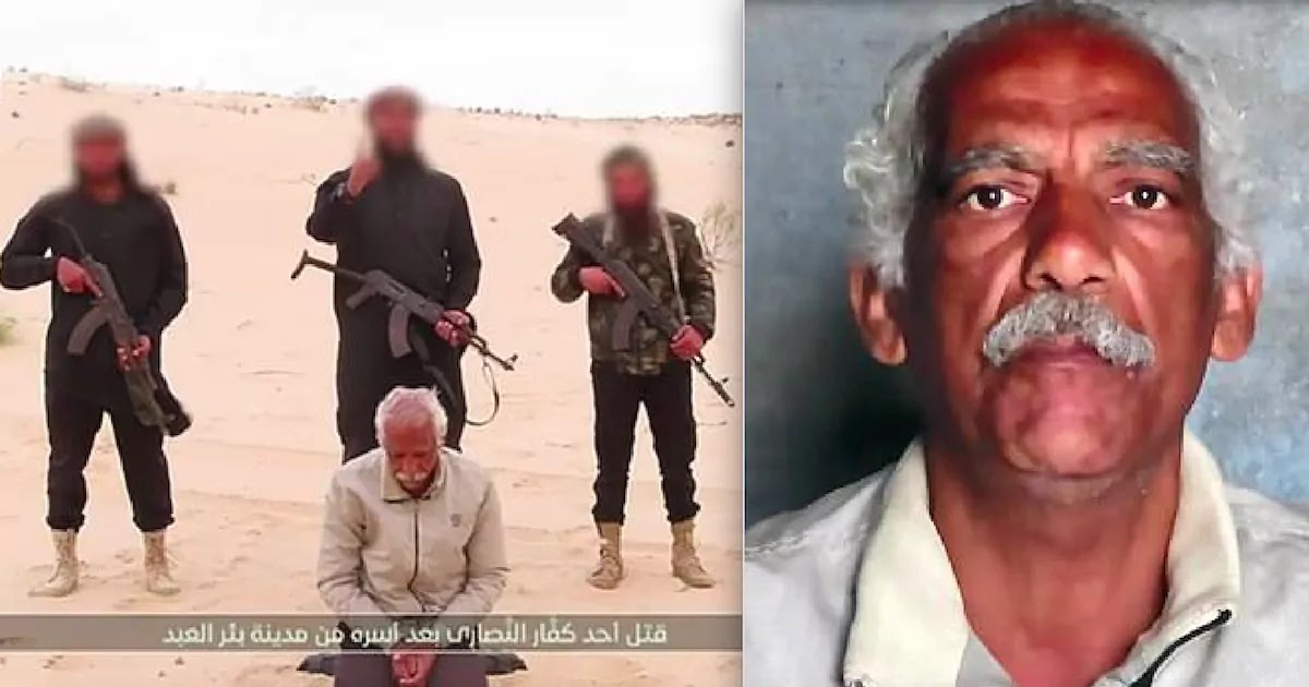 ISIS Executes Captured Coptic Man On Camera As A Warning To All 'Christians Of Egypt'