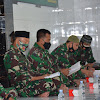 Personil Korem 141/Tp, Gelar Doa Bersma Di HUT Hari Juang TNI AD, TA 2020