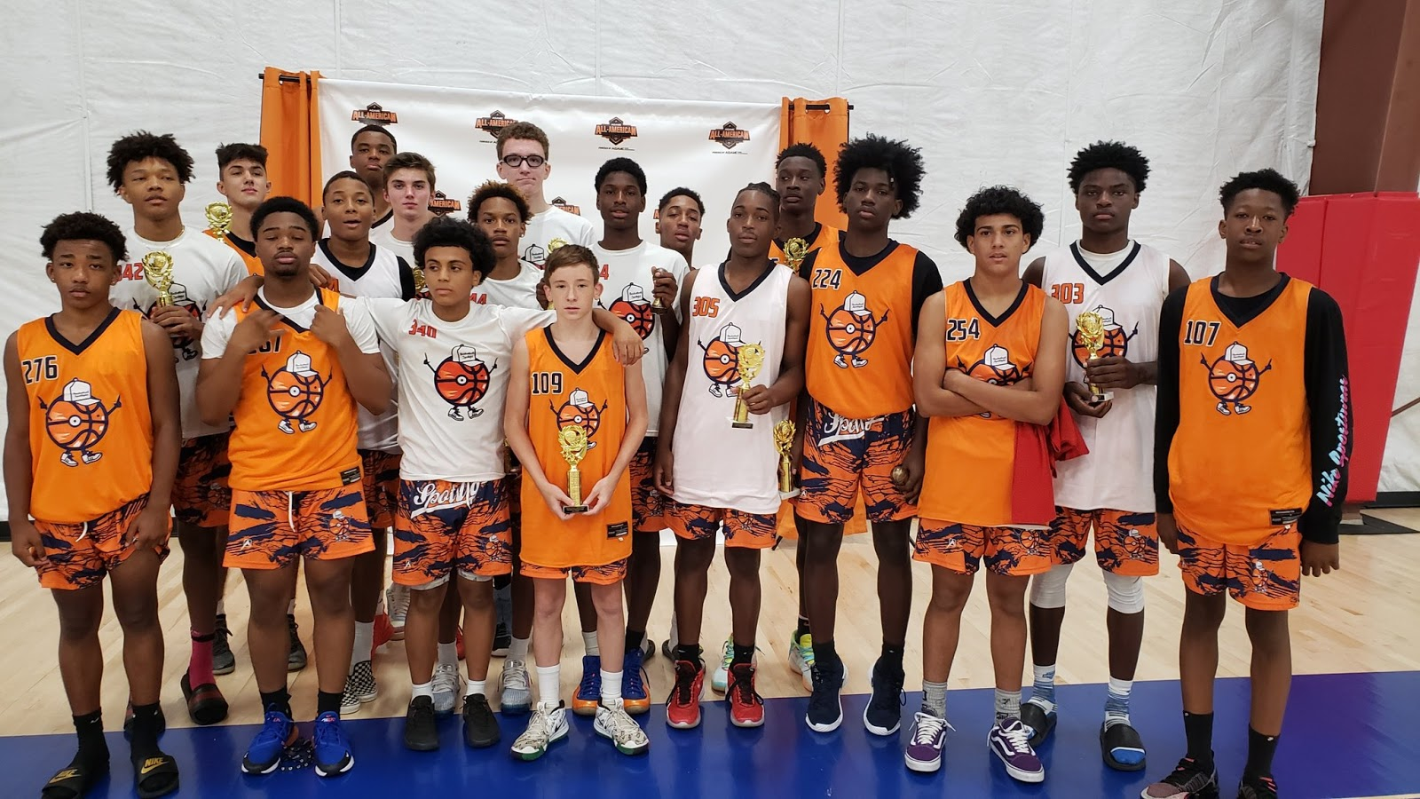 BASKETBALL SPOTLIGHT NEWS: Class of 2023 AGame All Americans