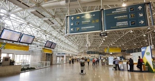 Aeroporto tem Vagas Abertas no Rio de Janeiro
