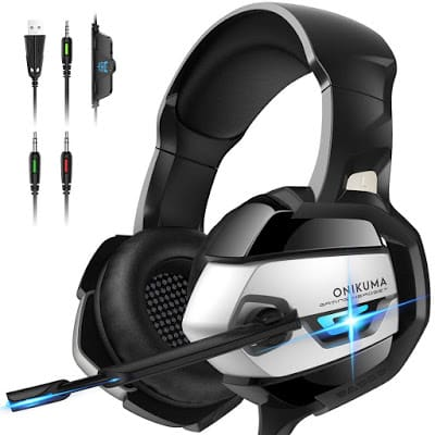 top 7 gaming Headphone with boom Mic