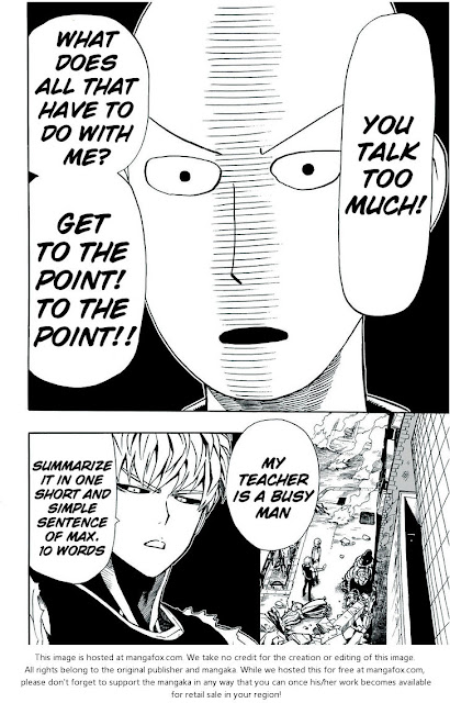 ONE PUNCH MAN CHAPTER 9 Page 7