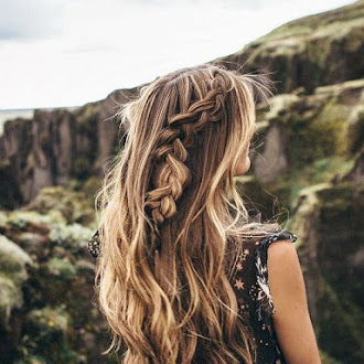 Women Hairstyle Ideas Female Hair Colors Girls Hair Goals Hairstyles Fashion Looks Styles and Trends #fashion #beauty #hair #hairstyle #hairstyles #haircolors
