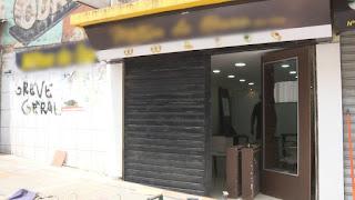 Ladrões fogem com mais de R$ 25 mil de joalheria na Paraíba