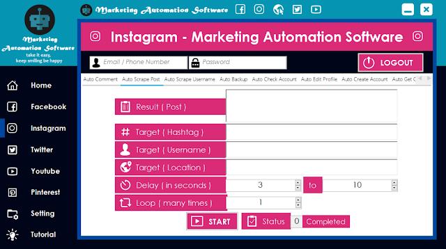 Cara Cepat Mengambil Link Postingan Instagram Secara Automatis