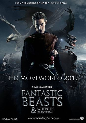 Fantastic Beasts And Where To Find Them 2016 Dual Audio Hindi 480p Hdrip 400mb Hd Movi World 2017