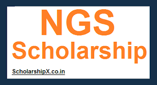 NGS Scholarship 2017