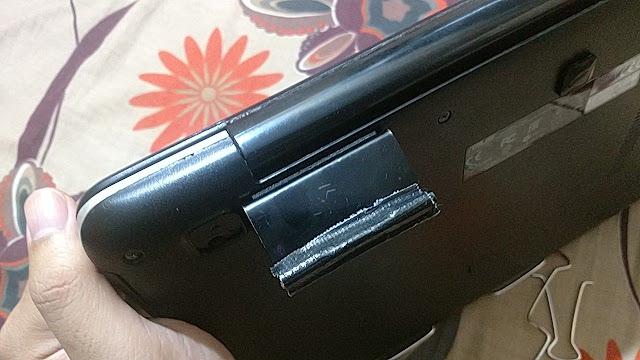 Membuat Laptop Stand Bermodal 26.000 Rupiah