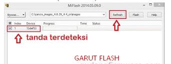Mudah Cara Flash Xiaomi Redmi Note 3 SE Berhasil 100%