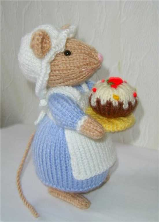 Knitted Toys mooolf