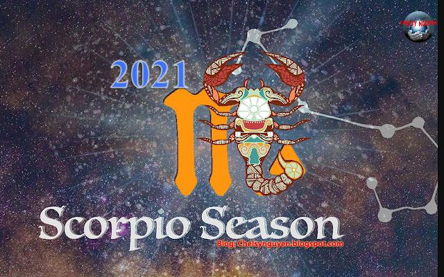 Scorpio season 2021 predictions | Dự báo Mùa bọ cạp 2021